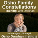 Osho Family Constellations - 7-day intensive training with Darshan, Aug 2018