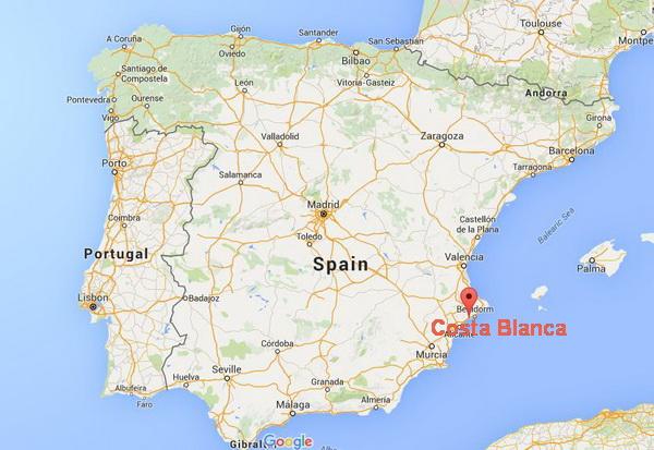 Spain Costa Blanca