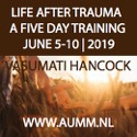 Life after Trauma with Vasumati Hancock, June 5-10, 2019