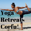 Yoga Retreats in Corfu with Sacha