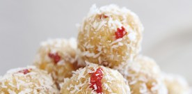 Bliss Balls: Apricot Coconut Lime Goji