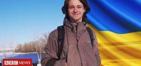 Being 17 in Kiev, Ukraine
