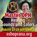 Master IOH - Healing sounds and Colors - 21-29 Sept 2019