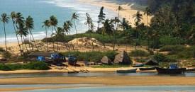 A visit to Yoga Chinmaya in Goa