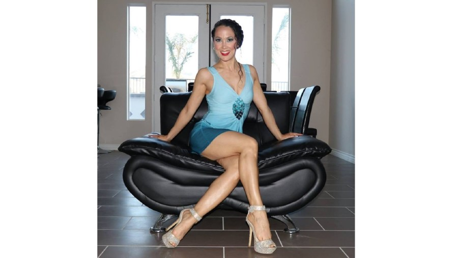 Maritza Rosales Professional Choreographer and Dancer