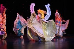 Las alas de Oshun por Maritza Rosales Coreografa Directora Profesional de Danza 031