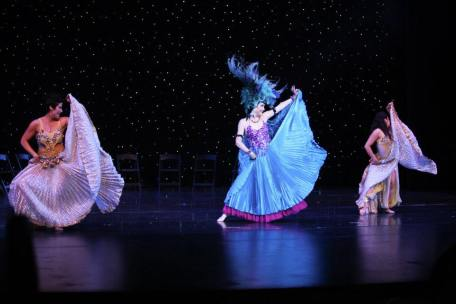 Las alas de Oshun por Maritza Rosales Coreografa Directora Profesional de Danza 196