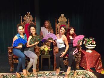 Quinceaneras sweet sixteen eighteen Bodas Aniversario Eventos coreografa profesional Maritza Rosales 036