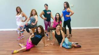 Clase Boombafro en tacones Cardio Tonificacion Reductiva Instructora y creadora Maritza Rosales 003