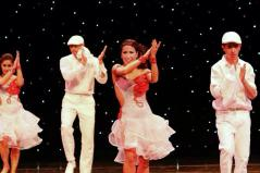 Maritza Rosales Bailarina Instructora Coreografa Profesional en Bailes Populares y de Salon Ritmos Cubanos y Latinos Rumba Mambo Salsa Merengue Cumbia 007
