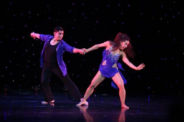 Maritza Rosales Bailarina Instructora Coreografa Profesional en Bailes Populares y de Salon Ritmos Cubanos y Latinos Rumba Mambo Salsa Merengue Cumbia 016