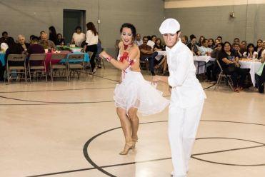 Maritza Rosales Bailarina Instructora Coreografa Profesional en Bailes Populares y de Salon Ritmos Cubanos y Latinos Rumba Mambo Salsa Merengue Cumbia 026