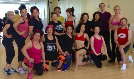 Boombafro Master Class por Maritza Rosales Bailarina Instructora Coreografa Creadora y Directora Profesional de este estilo de clase AfroCubano Latino Cardio Tonificacion Yoga Meditacion 041