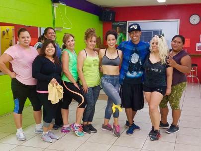 Boombafro Master Class por Maritza Rosales Bailarina Instructora Coreografa Creadora y Directora Profesional de este estilo de clase AfroCubano Latino Cardio Tonificacion Yoga Meditacion 042