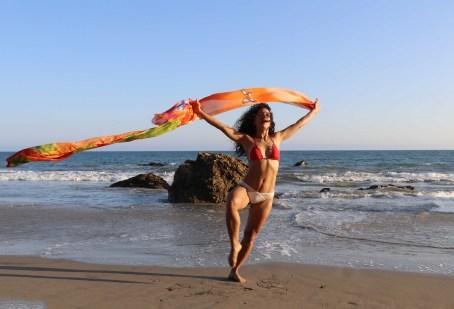 Maritza Rosales Bailraina Instructora Coreografa Profesional de Danza Moderna y Contemporaneo Tecnica Cubana 019