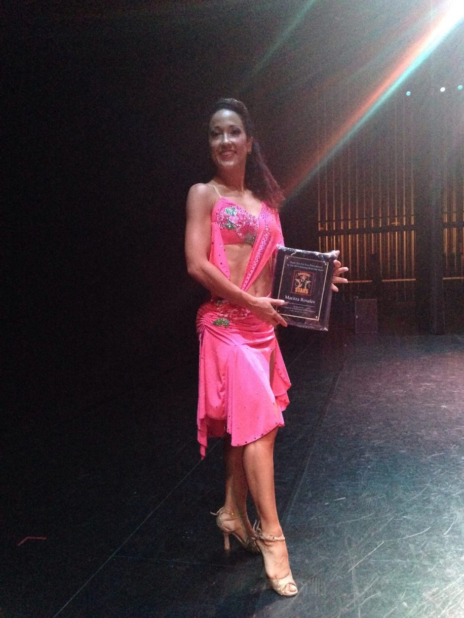 Oshun Wings Dance Art Entertainment Maritza Rosales Bailarina Profesional Recaudacion de fondos para el Teatro New Hall SCV 023