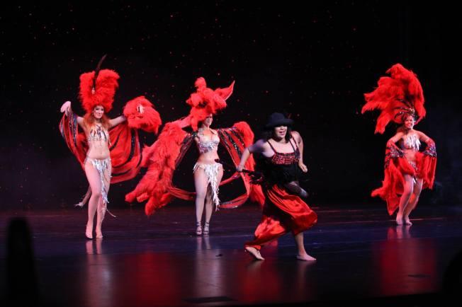 Variedades Shows Business Bailarina Instructora Coreografa Maritza Rosales Fundadora Directora de Oshun Wings Dance Art and Entertainment 017