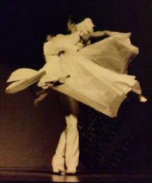 Variedades Shows Business Bailarina Instructora Coreografa Maritza Rosales Fundadora Directora de Oshun Wings Dance Art and Entertainment 021
