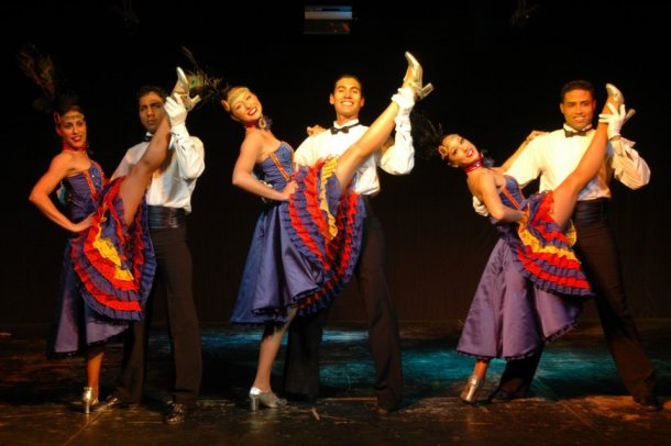 Variedades Shows Business Bailarina Instructora Coreografa Maritza Rosales Fundadora Directora de Oshun Wings Dance Art and Entertainment 038