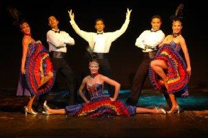 Variedades Shows Business Bailarina Instructora Coreografa Maritza Rosales Fundadora Directora de Oshun Wings Dance Art and Entertainment 040