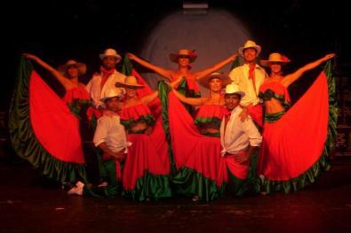 Variedades Shows Business Bailarina Instructora Coreografa Maritza Rosales Fundadora Directora de Oshun Wings Dance Art and Entertainment 042