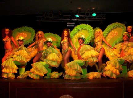 Variedades Shows Business Bailarina Instructora Coreografa Maritza Rosales Fundadora Directora de Oshun Wings Dance Art and Entertainment 048
