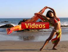 Videos Maritza Rosales Bailraina Instructora Coreografa Profesional de Danza Moderna y Contemporaneo Tecnica Cubana