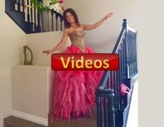 Videos Quinceaneras sweet sixteen eighteen Bodas Aniversario Eventos coreografa profesional Maritza Rosales