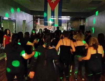 bailarina instructora coreografa ballet clasico afrocubano bailes de salon contemporaneo variedades shows business Maritza Rosales 038