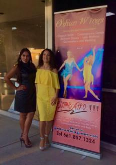 Aniversario Oshun Wings Certificado de Boombafro master class Directora fundadora Maritza Rosales 05