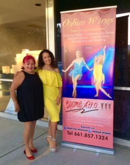 Aniversario Oshun Wings Certificado de Boombafro master class Directora fundadora Maritza Rosales 07