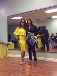 Anniversary Oshun Wings Certificate de Boombafro master class Director founder Maritza Rosales 18