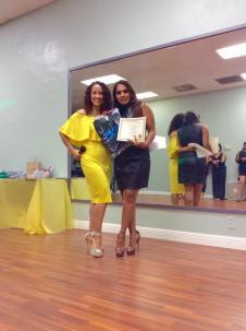 Anniversary Oshun Wings Certificate de Boombafro master class Director founder Maritza Rosales 23