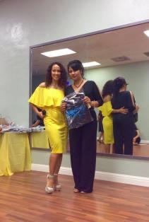 Anniversary Oshun Wings Certificate de Boombafro master class bailarina coreografa profesional Maritza Rosales 22