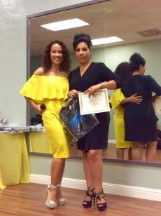 Anniversary Oshun Wings Certificate de Boombafro master class bailarina coreografa profesional Maritza Rosales 24