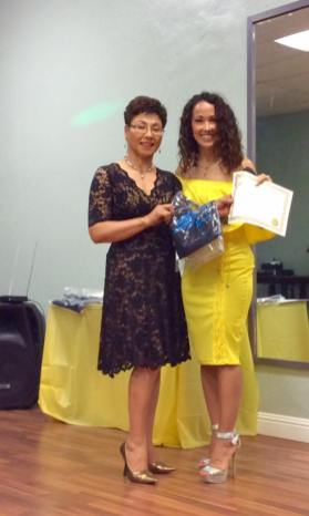 Anniversary Oshun Wings Certificate de Boombafro master class bailarina coreografa profesional Maritza Rosales 25