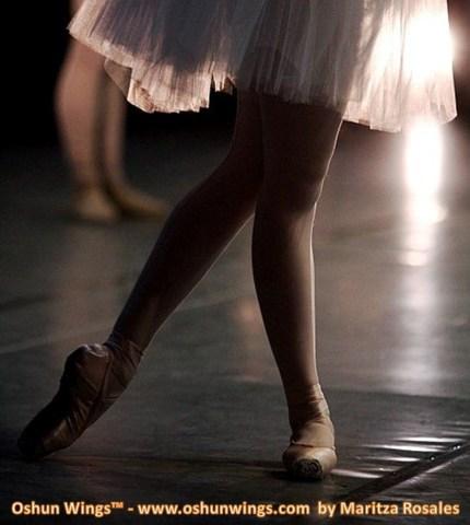 Ballet clasico tecnica cubana Maritza Rosales Coreografo Oshun Wings