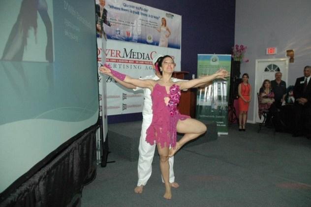 Shows para eventos fiestas aniversarios espectaculos festivales congresos bailarina y coreografa profesional Maritza Rosales Oshun Wings 07