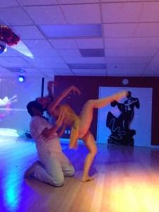 Shows para eventos fiestas aniversarios espectaculos festivales congresos bailarina y coreografa profesional Maritza Rosales Oshun Wings 18