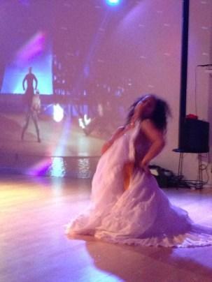 Shows para eventos fiestas aniversarios espectaculos festivales congresos bailarina y coreografa profesional Maritza Rosales Oshun Wings 23