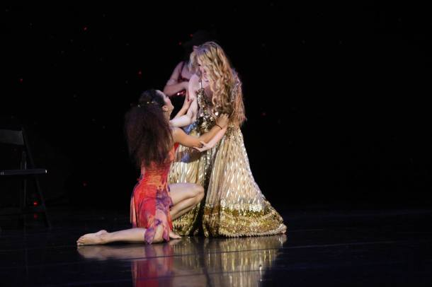 Shows para eventos fiestas aniversarios espectaculos festivales congresos bailarina y coreografa profesional Maritza Rosales Oshun Wings 30