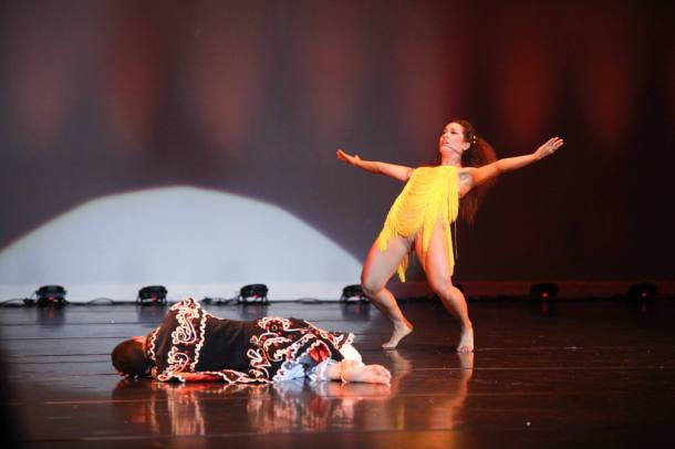 Shows para eventos fiestas aniversarios espectaculos festivales congresos bailarina y coreografa profesional Maritza Rosales Oshun Wings 37