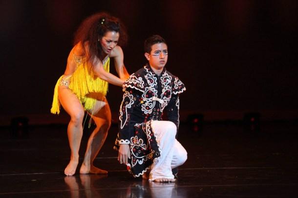 Shows para eventos fiestas aniversarios espectaculos festivales congresos bailarina y coreografa profesional Maritza Rosales Oshun Wings 41