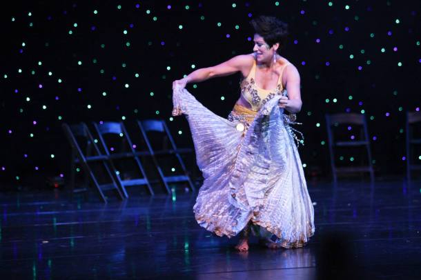 Shows para eventos fiestas aniversarios espectaculos festivales congresos bailarina y coreografa profesional Maritza Rosales Oshun Wings 48