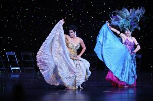Shows para eventos fiestas aniversarios espectaculos festivales congresos bailarina y coreografa profesional Maritza Rosales Oshun Wings 49