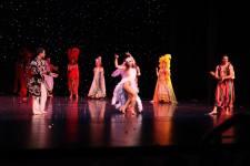 Shows para eventos fiestas aniversarios espectaculos festivales congresos bailarina y coreografa profesional Maritza Rosales Oshun Wings 61