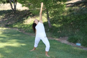 Yoga estiramiento reductiva meditacion relajacion posturas sanacion conexion cuerpo mente Instructora Maritza Rosales 031