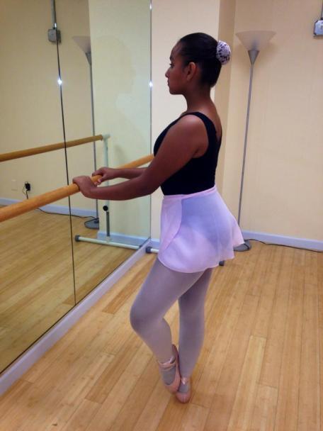 ballet clasico tecnica Cubana coreografa y bailarina profesional Maritza Rosales 06