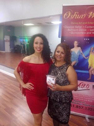 party, clases animacion boombafro master class coreografa professional Maritza Rosales 10