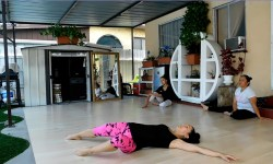 choreographic composition professional choreographer dancer Maritza Rosales Jessy Ariaz